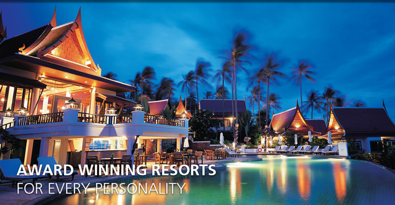 Hotel Thailand - Luxury Resort Thailand - Absolute Resorts